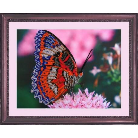 Набор для вышивания BUTTERFLY арт. 102 Бабочка 25х33 см