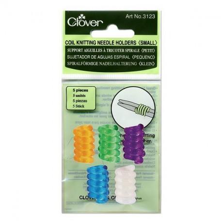 Декоративный пластиковый аксессуар для хранения спиц Clover арт. 3123
