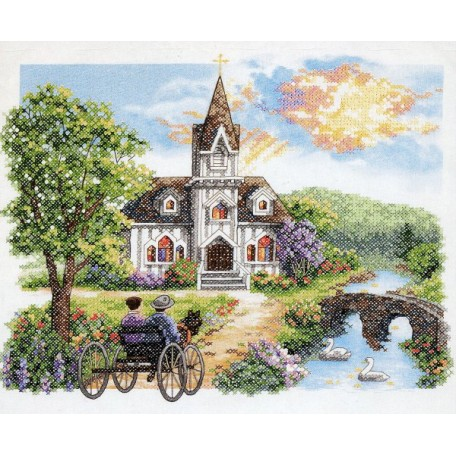 Набор для вышивания DIMENSIONS арт.DMS- 03227 (36х30 см)