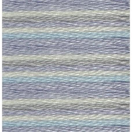 Нитки мулине DMC Color Variation (100% хлопок) 6х8м арт.417 цв.4010