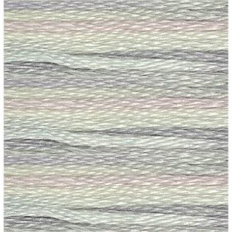 Нитки мулине DMC Color Variation (100% хлопок) 6х8м арт.417 цв.4015