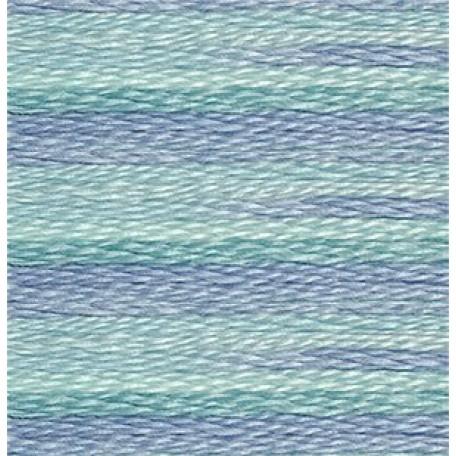Нитки мулине DMC Color Variation (100% хлопок) 6х8м арт.417 цв.4020