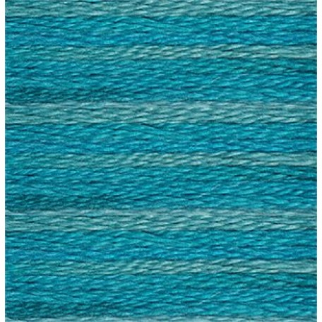 Нитки мулине DMC Color Variation (100% хлопок) 6х8м арт.417 цв.4025