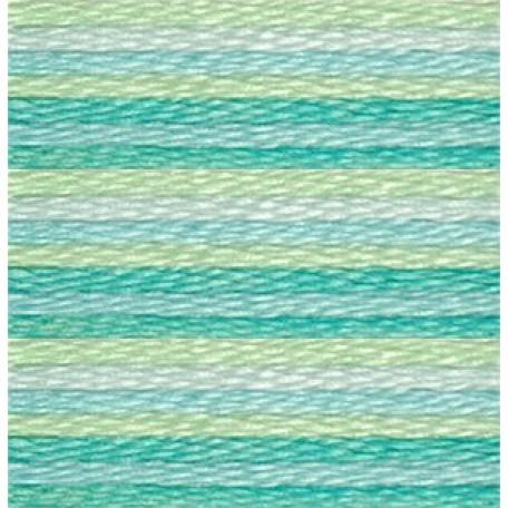 Нитки мулине DMC Color Variation (100% хлопок) 6х8м арт.417 цв.4040