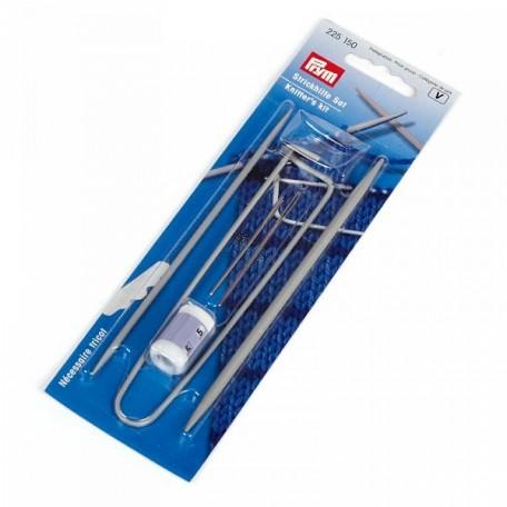 PR.225150 PRYM Набор вспомогательных принадлежностей для вязания