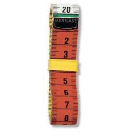 PR.282461 PRYM Измерительная лента с сантиметровой шкалой Колор 0,5*19*150см цв. желтый/цветной уп.