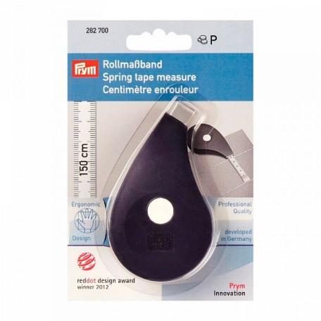 PR.282700 PRYM Рулетка с сантиметровой шкалой цв. фиолетовый/белый