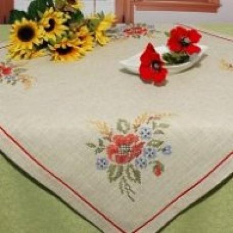 SCH.6739/283 Набор для вышивания скатерти SCHAFER 80*80см