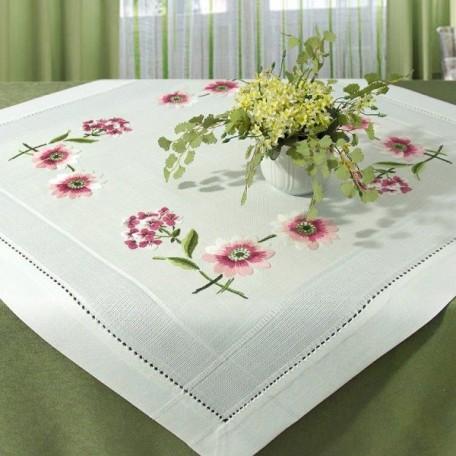 SCH.6811/206 Набор для вышивания скатерти SCHAFER 85*85см