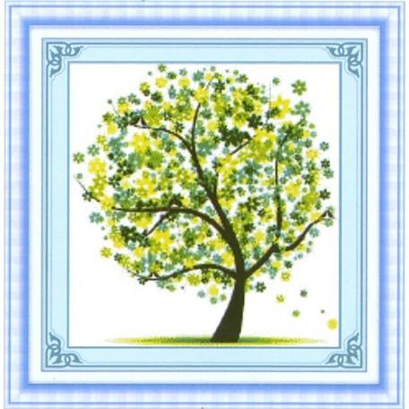 Набор для изготовления картины со стразами (мозаика) арт.TBY- 7656 50х50