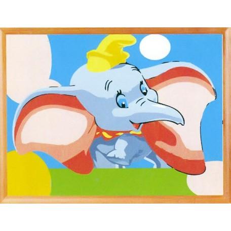 Наборы для раскрашивания арт.TBY-1520015 15х20 см