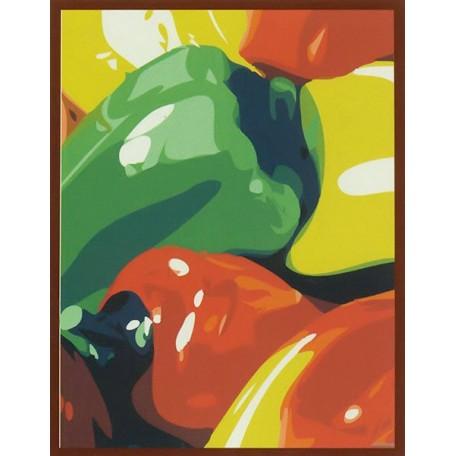 Наборы для раскрашивания арт.TBY-4050075 40х50 см