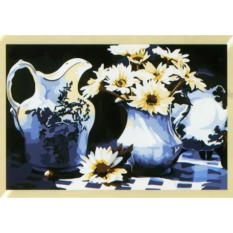 Наборы для раскрашивания арт.TBY-4060004 40х60 см