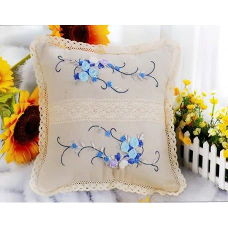 Набор для вышивания лентами арт.TBY- C002 45*45