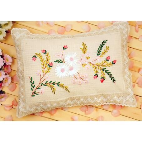 Набор для вышивания лентами арт.TBY- C009 50*70