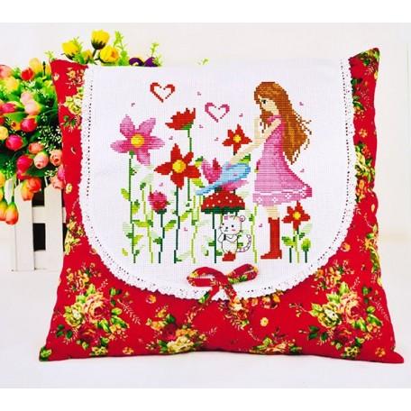 Набор для вышивания арт.TBY-K F007 45х45