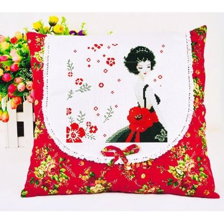 Набор для вышивания арт.TBY-K F008 45х45