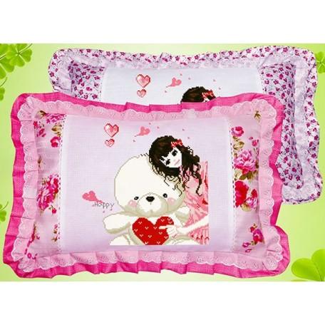 Набор для вышивания арт.TBY-K H 205 40х35