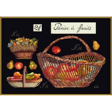 Набор для вышивания арт.Gouverneur-2099.05