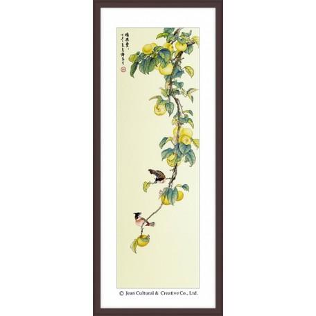 Набор для вышивания крестом Xiu Crafts арт.XC.111 Плодородие 29х90 см