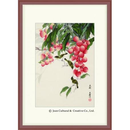 Набор для вышивания крестом Xiu Crafts арт.XC.116 Богатый урожай 37х52 см