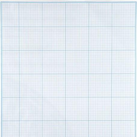 Бумага масштабно-координатная арт. ЛХ.БМК878/10Г ф.878х10 цв. голубой 88см х 10м