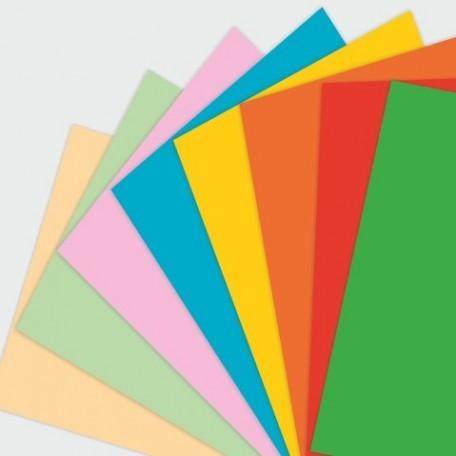 Набор цв. бумаги д/оригами и аппликации арт. ЛХ.ПО-0547 'Морское путешествие' 250х250 8 цв. 8л