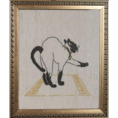 Набор для вышивания Алисена арт.1007 'Потягуси' 15*13 см