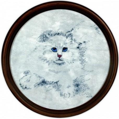 Набор для вышивания Алисена арт.1016 'Взгляд' 25*23 см