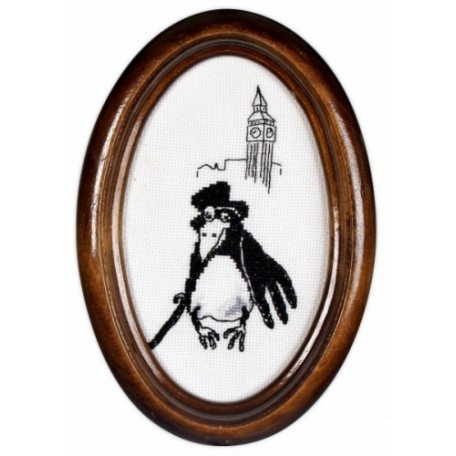 Набор для вышивания Алисена арт.1019 'Денди' 8*14 см