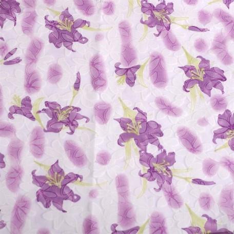 Ткань арт.1418-b цв.фиолетовый