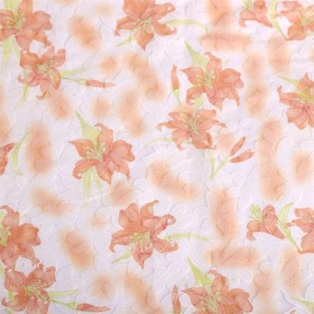 Ткань арт.1418-b цв.оранжевый