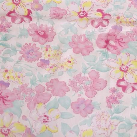 Ткань арт.1418-c цв.розовый