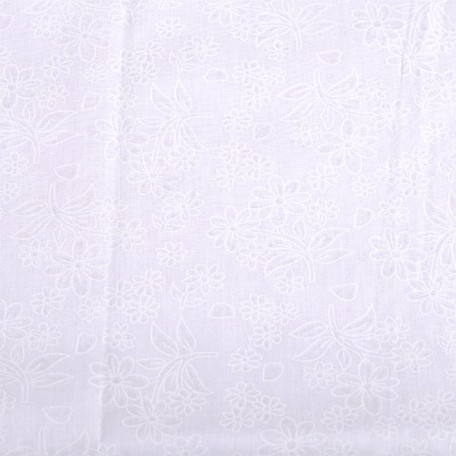 Ткань арт.725-2 цв.белый