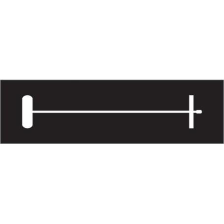 Биркодержатели 25 мм (уп.=5000 шт.)