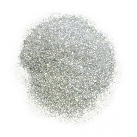 Блестки цветные 'Craft Premier' арт.2100-03 Серебро 25мл