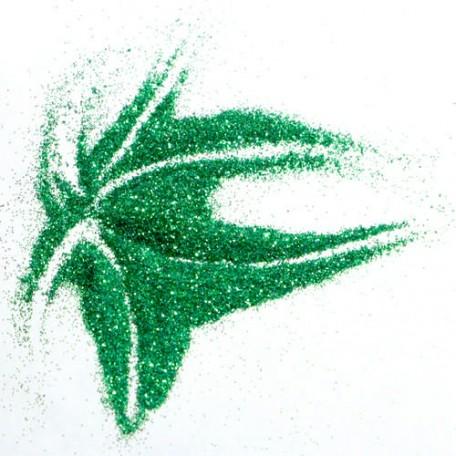 Блестки цветные 'Craft Premier' арт.2100-06 Зеленый 50мл 25гр