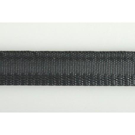Тесьма брючная арт.3281 рис.7571 (966) шир.15мм цв.2 т.серый