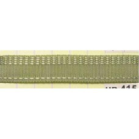 Тесьма брючная арт.3281 рис.7571(966) шир.15мм цв.11 св.оливковый