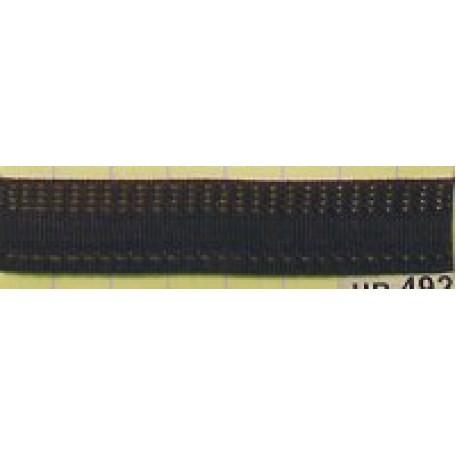 Тесьма брючная арт.3281 рис.7571(966) шир.15мм цв.6 коричневый