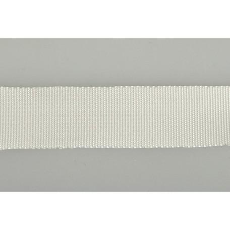 Тесьма брючная арт.3704 шир.15мм цв. белый