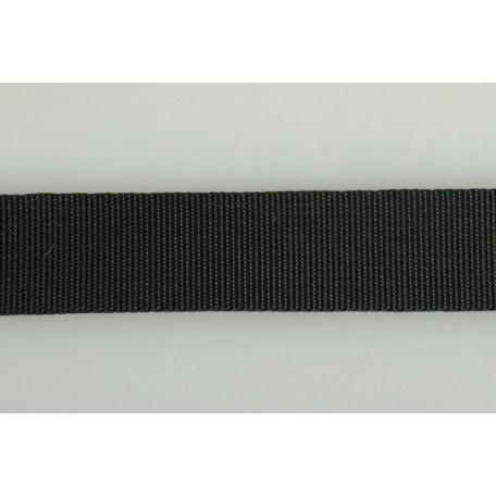 Тесьма брючная арт.3704 шир.15мм цв. черный
