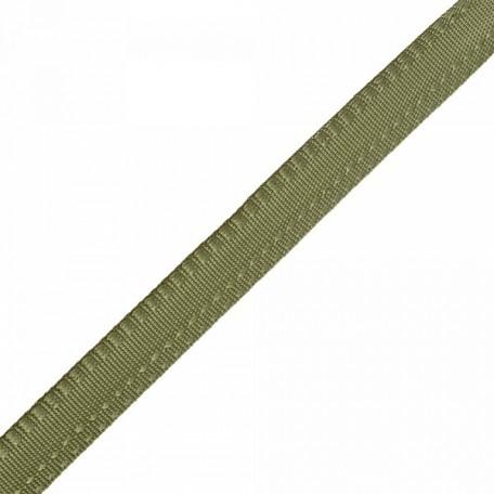 Тесьма брючная (полиэфирная) арт.4316 шир.15мм цв.хаки А
