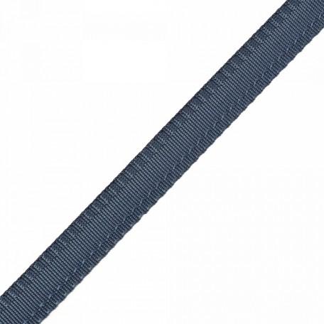 Тесьма брючная (полиэфирная) арт.4316 шир.15мм цв.т.синий А