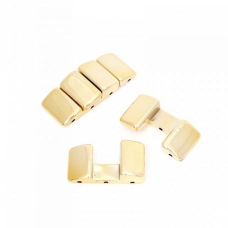 Бусины для браслетов TESORO арт.TS-AK-204 цв.золото