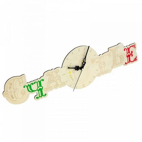 СЛ.799967 Часы настольные Хэнд-Мэйд 'Счастье' 16,6х57,8см