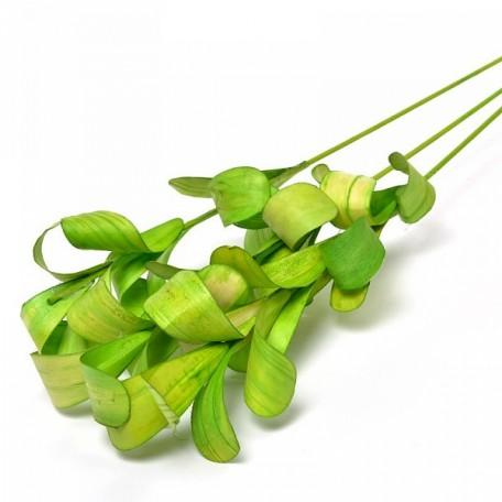 Ветки декоративные (бамбук) арт.Ц7.0388752 60см цв.зеленый 3171-450 уп.3шт