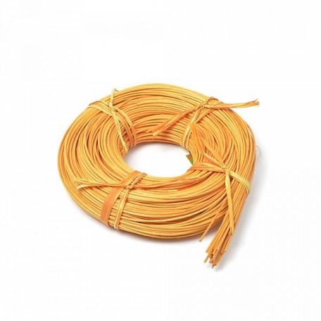 Ветки декоративные в мотке (ротанг) 6634A-210 арт.Ц7.0062959 D-1,5мм цв.оранжевый 100гр
