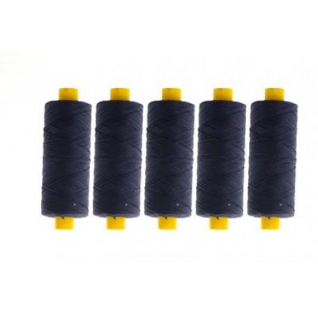 Нить джинсовая цв. синий 5 кат. 250м