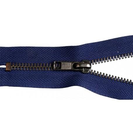 Молния джинсовая оксид №5, 18 см., цв.F330 т.синий